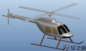 GAH-120 油动直升机